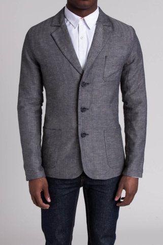 Goodale Get Blazered Herringbone Jacket