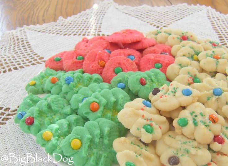 Cream Cheese Christmas Cookies | Cookies | Pinterest