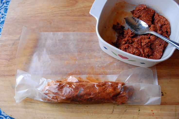 Homemade Chorizo | Mexican yummy | Pinterest
