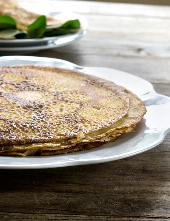 Gluten-Free Buckwheat Crepes Recipe — Dishmaps
