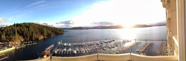 Coeur d'Alene Resort - Suite View