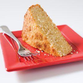Almond Cake (Torta di Mandorle) - Cooks Illustrated