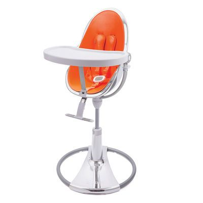 NEXTgiggleNURSERY Bloom Fresco Chrome High Chair Baby Gear Giggle