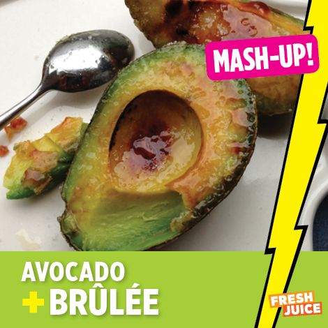 Who knew crème brûlée had a healthy cousin? Avocado is creamy and ...