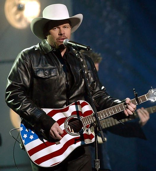 toby keith 4th of july song lyrics