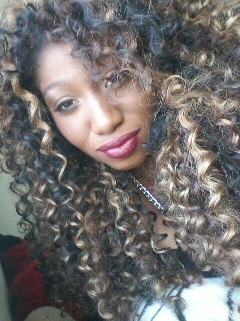 Crochet away.. Crochet braids Cute Styles ~ Braids Pinterest