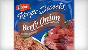 Beefy Onion - for great meat loaf, pot roast, oven roasted potatoes ...