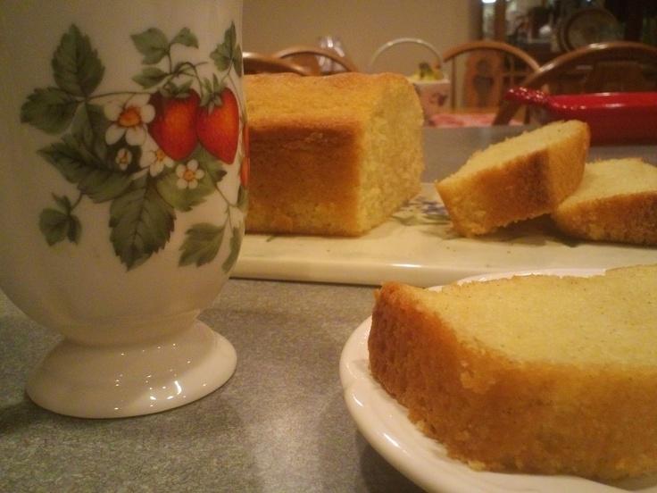 vanilla bean pound cake | Sweet Tooth | Pinterest