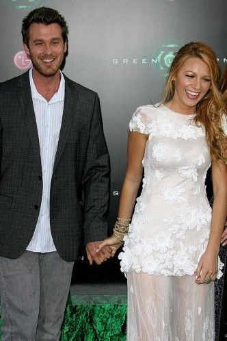 Blake Lively with her brother Eric | CELEBRITY SIBLINGS ...