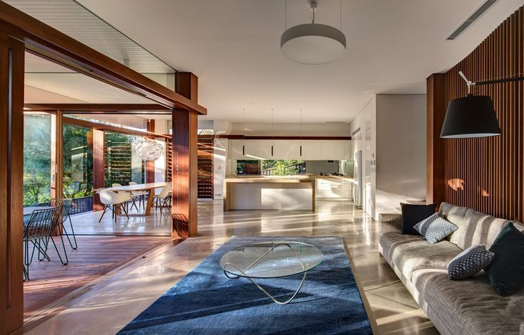 Open kitchen into living room concepts kc paint pros for Interior design ideas living room australia