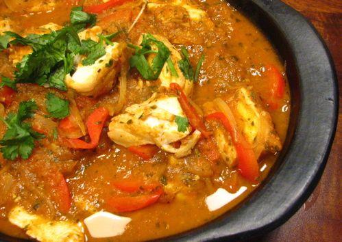 Halibut Diablo with Ancho Corn Tortillas | Seafood | Pinterest