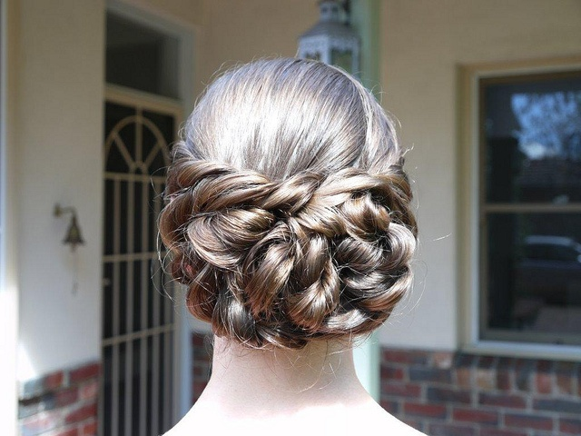 Graduation Hairstyle For Long Hair : Graduation hairstyles for long hair updos