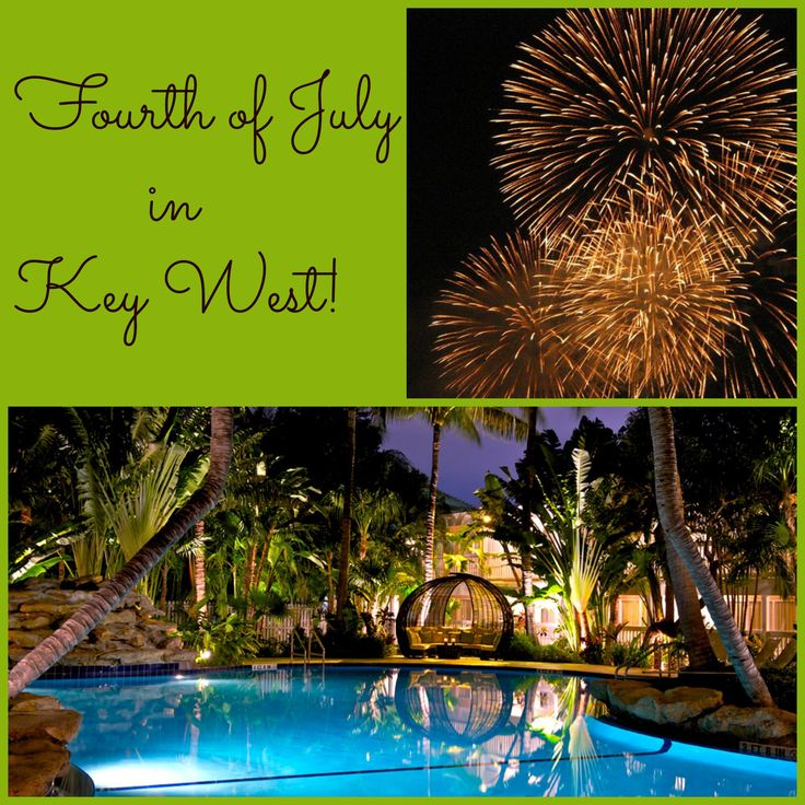 key west for 4th of july