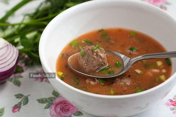 Вкусные супы рецепт классический
