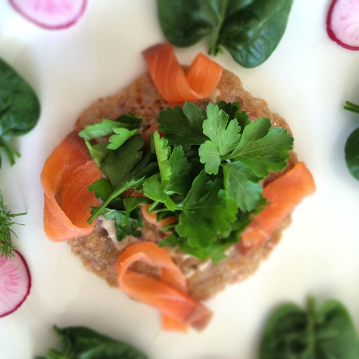 Buckwheat Pancakes With Smoked Salmon Recipes — Dishmaps