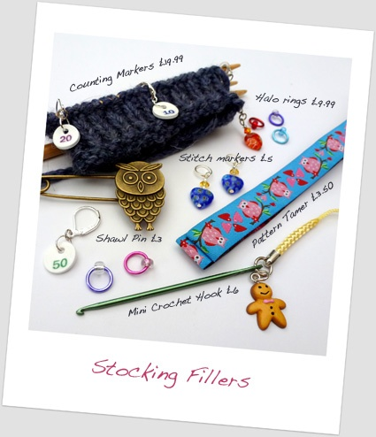 Atomic Knitting - bespoke hand made stitch markers, crochet markers ...
