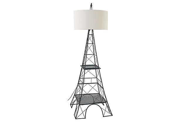 love it eiffel tower floor lamp on. Black Bedroom Furniture Sets. Home Design Ideas