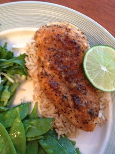 Spicy Garlic Lime Chicken | Yummy Food | Pinterest