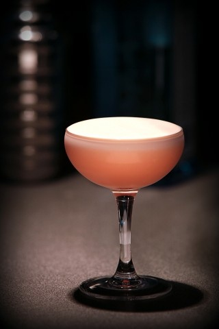 Royal Clover Club Cocktail | GogoCat Lounge | Pinterest