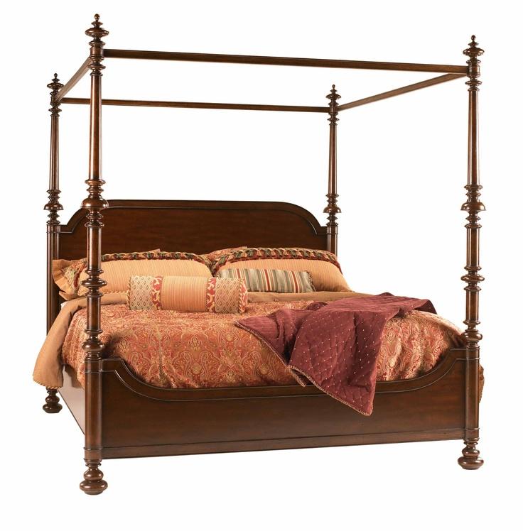 Something Similar For The Master Bedroom Lexington Bedroom Blakeney 5 0 Queen Poster Bed 329