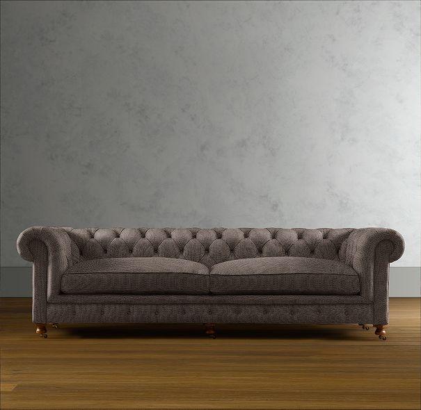 Restoration Hardware Gorgeous Couch Furniture Pinterest