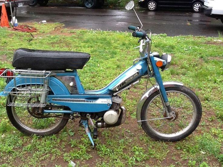 Vintagemopeds additionally Motobecane Wiring Diagram likewise  on reconditioned 1965 wards riverside moped 1200 00