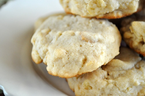 Double PB-Potato Chip Cookies | Foods to try | Pinterest