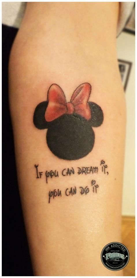 disney tattoos cute quotes quotesgram