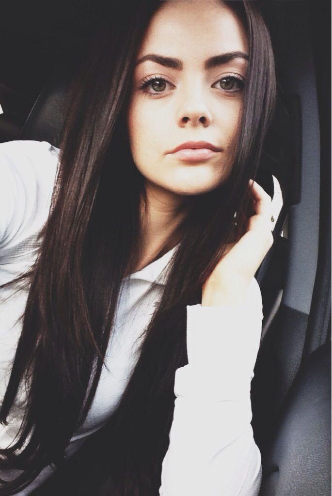dark brown hair color ok def leaving my hair long