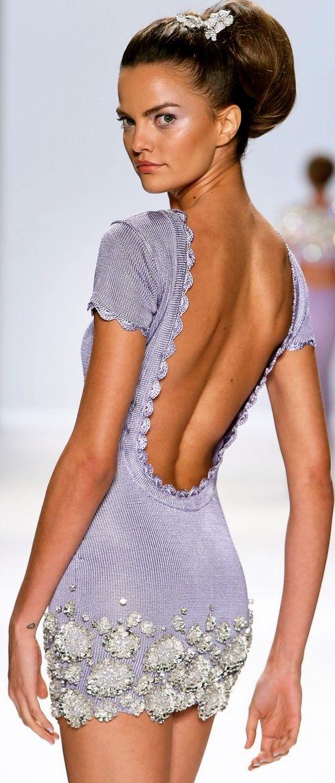 Zang Toi Designs Spring 2014 V