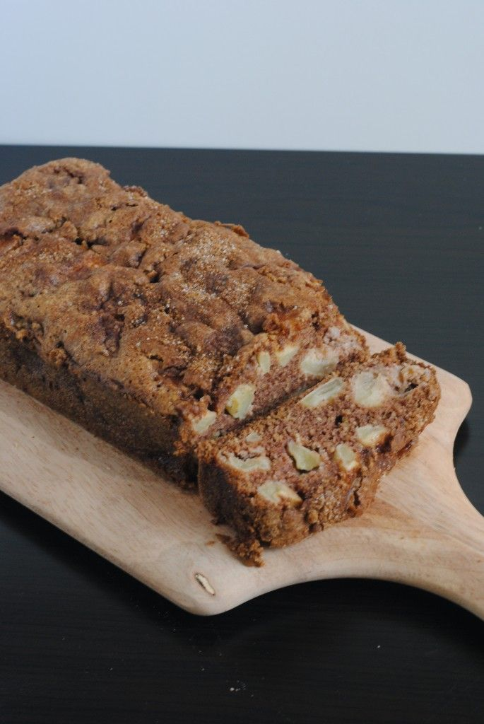 Apple Cinnamon Oat Bread | Tasty Breads, Scones & muffins. | Pinterest