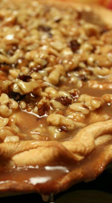 Apple Praline Pie   Desserts   Pinterest