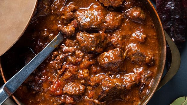 Chili con Carne (high-end classic recipe)