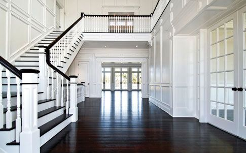 an empty, gorgeous room unleashes a flood of creative design ideas!