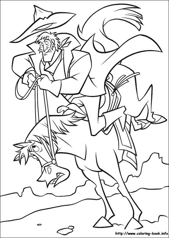 Galerry home on the range coloring pages