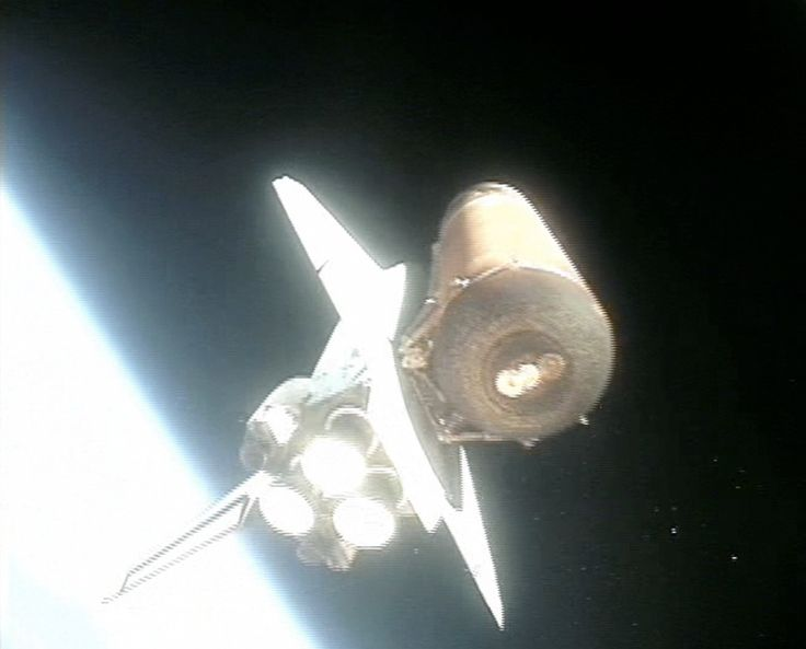 separation space shuttle - photo #20