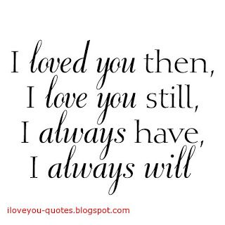 love you quotes Just Because Pinterest