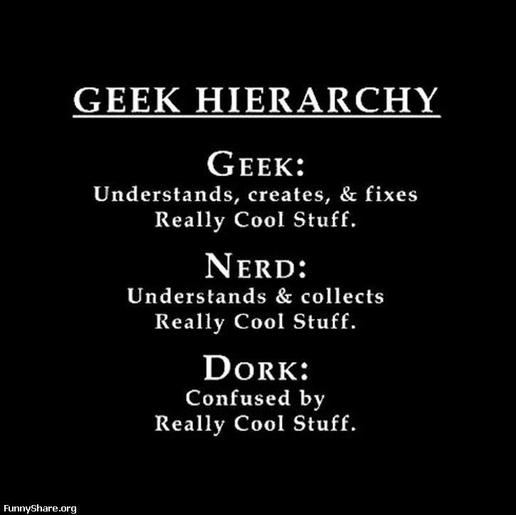 Geek Sayings