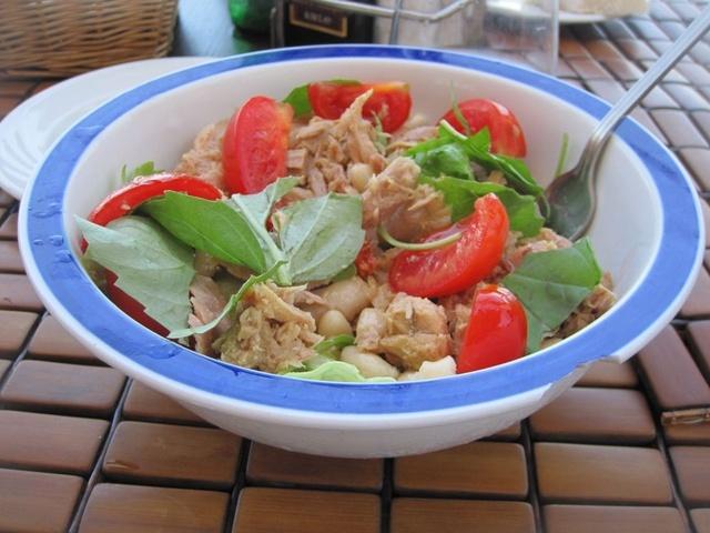 Tuna Salad Caprese | Recipe