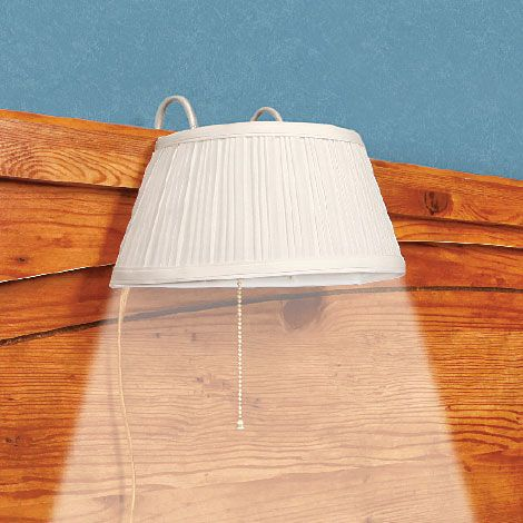 Headboard headboard lamp headboard light hook on headboard light