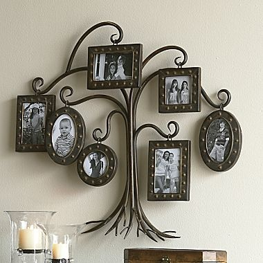 Family Tree Photo Collage Jcpenney Home Decor Pinterest
