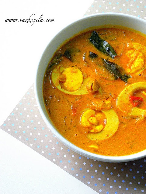 Egg Curry - it's a keeper hubby approved but add about a 1/2 cup of ...