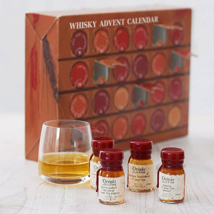 Diy Whiskey Advent Calendar : Whiskey advent calendar where to buy search results