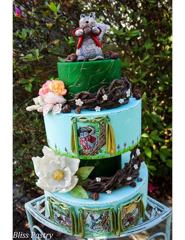 """""""Royal Baby Cake"""""""