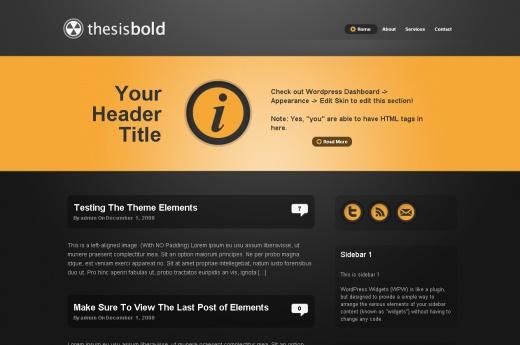 thesis skin video blog