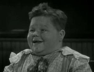 Chubby, Little Rascals.