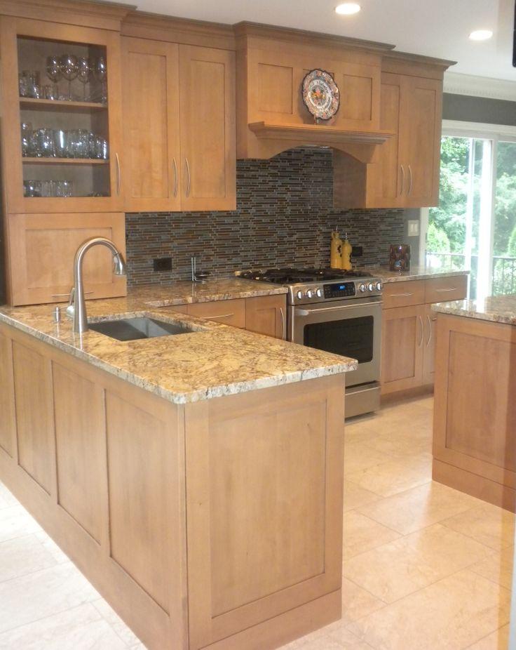 Majestic Kitchens Bath Designer Roberto Leira Cabico Cabinetry 635 K Wide Rail Shaker Style