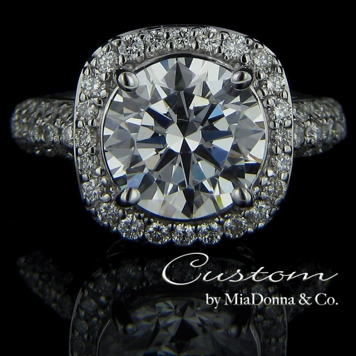 Design Your Own Engagement Ring Online