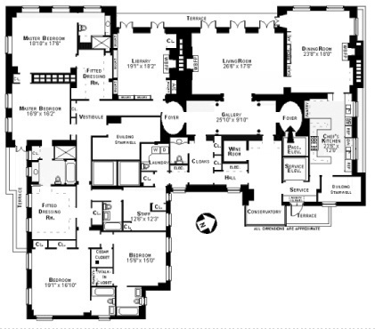 Pin by mannbrown on famous homes structures pinterest for 1020 fifth avenue 8th floor