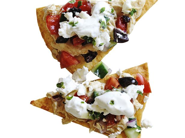More like this: greek nachos , nacho recipes and nachos .